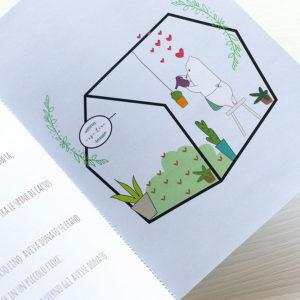 Illustration Le Papier - graphic design