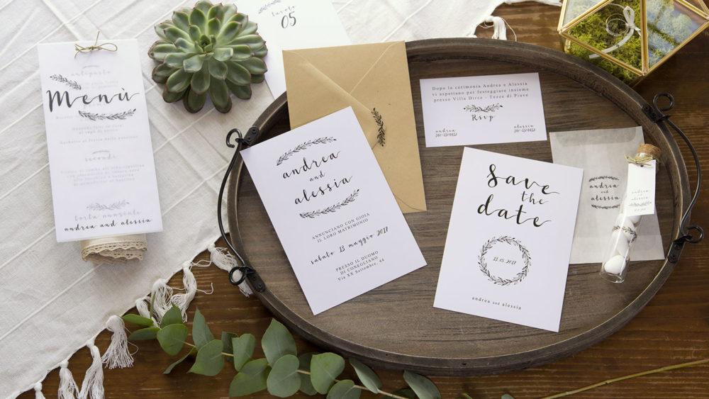 wedding le papier