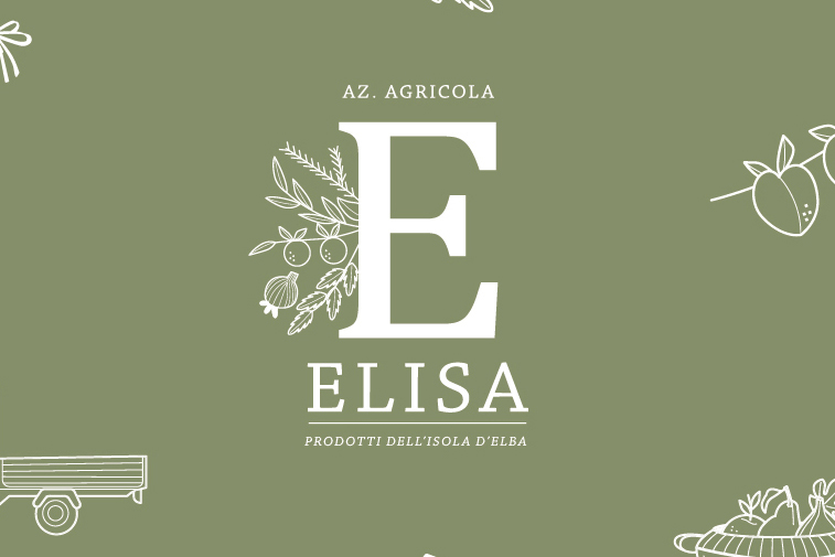 Az. Agricola Elisa – Brand identity