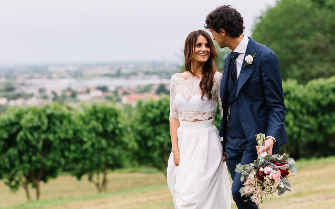 Un matrimonio bucolico a Treviso